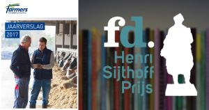 ForFarmers annual report nominated for Sijthoff Prize